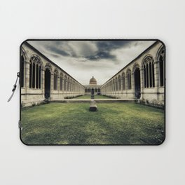 Monumental Cemetery of Pisa Laptop Sleeve
