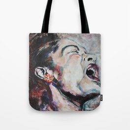 The Meaning of the Blues Tote Bag