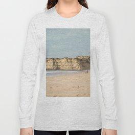 Beach Portimao Algarve Long Sleeve T-shirt