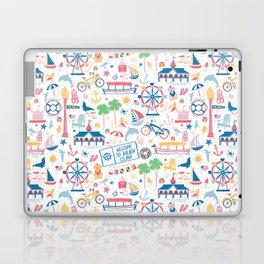 Newport Harbor Doodles Laptop & iPad Skin
