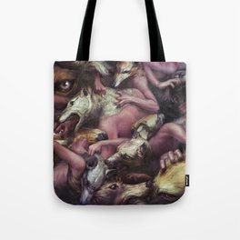 repetition_01 Tote Bag