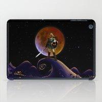 daenerys iPad Cases featuring Nightmare Halloween Zelda Link  by alexa