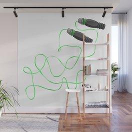 Jump Rope Wall Mural
