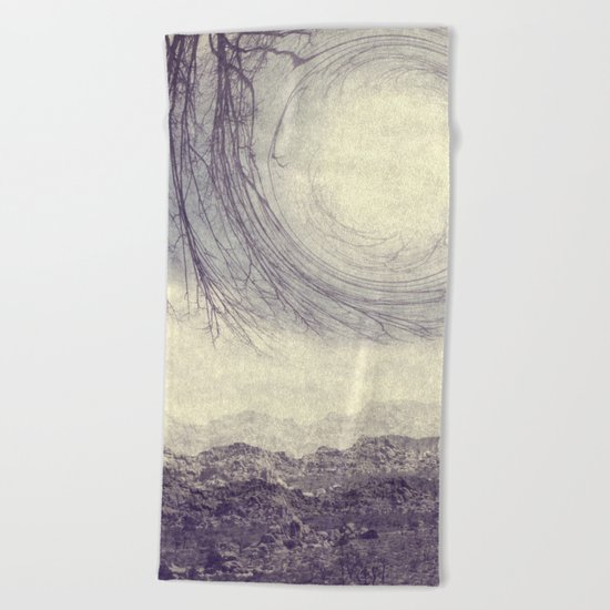 Cradle Beach Towel