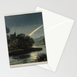 The Great Meteor of October 7, 1868 Stationery Cards