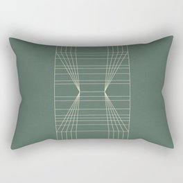 Meadow Bookbinding Rectangular Pillow