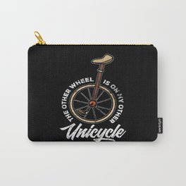 Unicycle Bike Carry-All Pouch