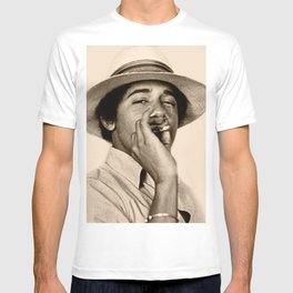 Young Obama Cool T-shirt