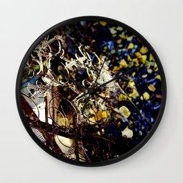 mech art 2 Wall Clock