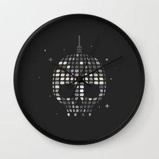 Death Disco Wall Clock