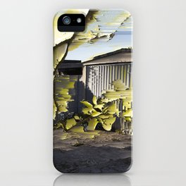 Interference #2 iPhone Case