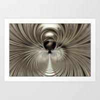 Metal (1) Art Print
