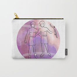 Gemini constellation sign astrology Carry-All Pouch