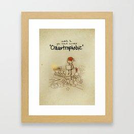 Unposted Letter -1 Framed Art Print