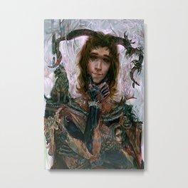 Clavicus Vile Metal Print