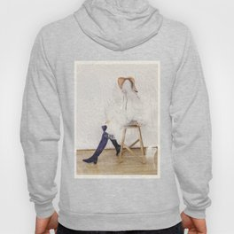 headless model No.01 Hoody