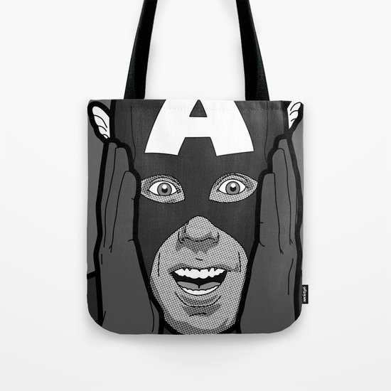 The secret life of heroes - Photobooth2-4 Tote Bag