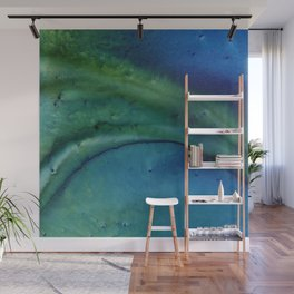 Relief Map 5 Wall Mural