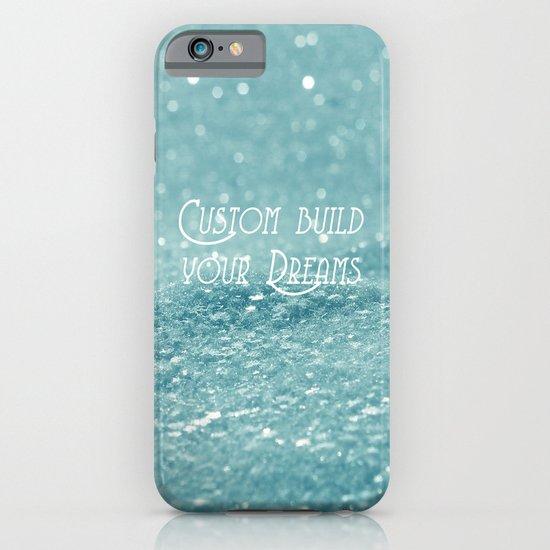 Custom Dreams iPhone & iPod Case