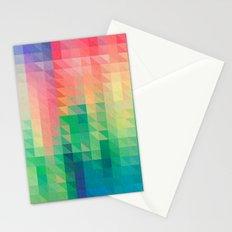 Triangular studies 01. Stationery Cards