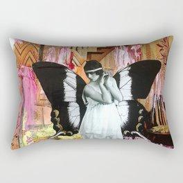 Something in What Feels Like Forever Rectangular Pillow