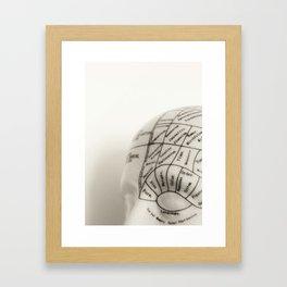 Reasoning Framed Art Print