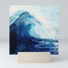 Waves II Mini Art Print