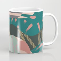 Tribal pastels Mug