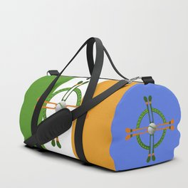 Hurley and Ball Celtic Cross Design Duffle Bag