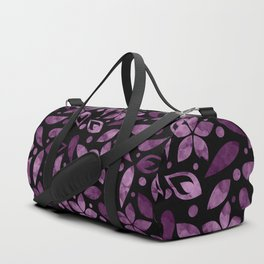 Colorful Lovely Pattern XVV Duffle Bag