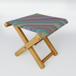 Artificial Noise Folding Stool