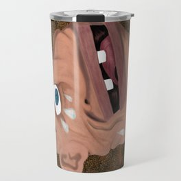 Sorry America, it Seems that my Cup Doth Runneth Over Travel Mug