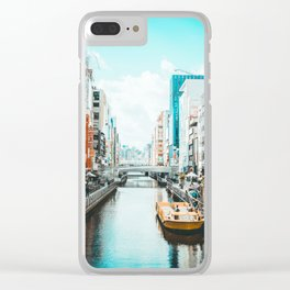 Japan Clear iPhone Case