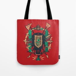 Astral Ancestry Tote Bag