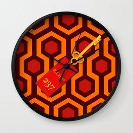 Shine on 237 Wall Clock