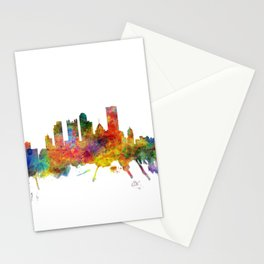 Pittsburgh Pennsylvania Skyline Stationery Cards