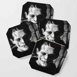 THE MONSTER of FRANKENSTEIN - Boris Karloff Coaster