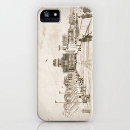 Zuiderterras iPhone Case