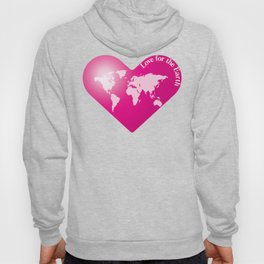 Love for the Earth_P Hoody