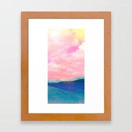 Endless Ocean Framed Art Print