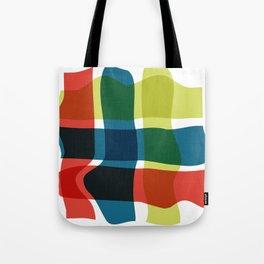 Check Tote Bag