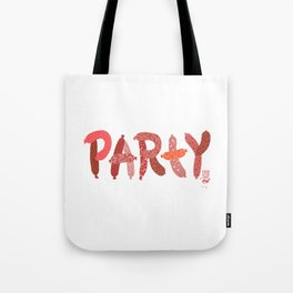 Sausage Party Tote Bag