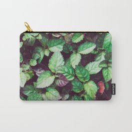 green floor Carry-All Pouch