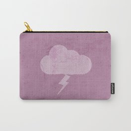 Vexed Cloud Carry-All Pouch