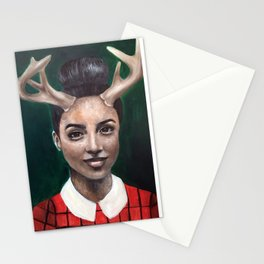 My Deer Lady Stationery Cards
