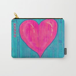 Love Gate Carry-All Pouch