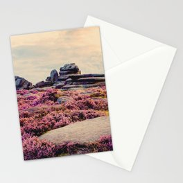 Heather at Dusk Stationery Cards
