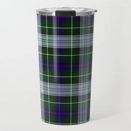 Clan MacKenzie Tartan Travel Mug