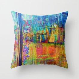 20180109 Throw Pillow