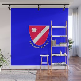 flag of Molise Wall Mural